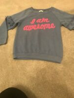 Next Girls Sweatshirt 9 Years