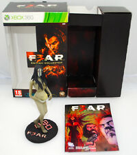 Coffret FEAR 3 Edition collector sur XBOX 360 (No game, pas de jeu)