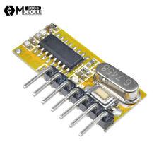 433Mhz Superheterodyne Rxc6 Wireless Receiver Module Pt2262 Code for Arduino/Avr