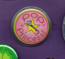 Pop Princess !   - button badge