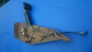 1964 CHEVY IMPALA SS BISCAYNE OEM ORIGINAL USED GM AND BRACKET ASSEMBLY