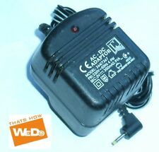 INTOUCH AC/DC POWER ADAPTER 364/7367D 3V 300mA UK PLUG