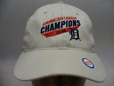 DETROIT TIGERS - MLB - AL CHAMPIONS 2006 - YOUTH SIZE - ADJUSTABLE BALL CAP HAT!