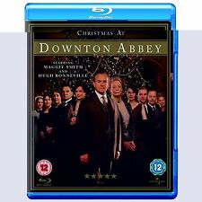 CHRISTMAS AT DOWNTON ABBEY CHRISTMAS SPECIAL Xmas DOWNTOWN ABBEY BLU-RAY RB