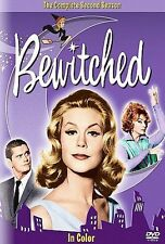 Bewitched ~ Complete 2nd Second Season 2 Two ~ NEW 5-DISC DVD SET (COLORIZED)