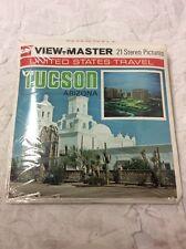 Tucson  Arizona  GAF View Master  Packet   1976