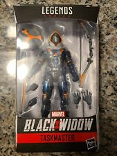 Hasbro Marvel Legends Taskmaster Action Figure brand new in box! Black widow ser