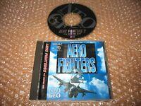 NeoGeo CD Sonic Wings2 Aero Fighters SNK Japan Game Vintage 1994