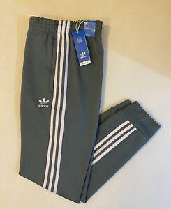 Adidas Originals Primeblue Superstar Pants Blue Oxide White Size XL GN3514