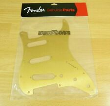 Fender Gold Anodized Stratocaster Pickguard Fender Gold Strat Pickguard Global