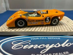 Monogram Revell Denny Hulme #5 1/32 Slot Car. Used.