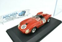 Model Car Scale 1/43 Bang Ferrari 250 Tr The Mans 16 diecast second hand Racing