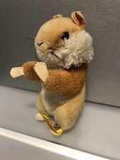 Steiff 2150/12 Hamster Goldy 14 cm. Top Zustand