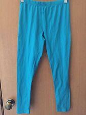 Blue Leggings Girls Size Large New Macy's