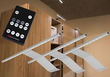 LED Aufbauleuchte Dimmbar mit Fernbedienung Schrankleuchten Mod. 2085-86/4154möb