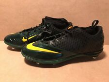 New Men's Nike Lunar Superbad Pro Size 15 Football Cleat, Packers 544762-012