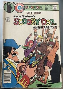 SCOOBY DOO #11 CHARLTON COMICS 1976