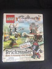 LEGO Brickmaster Castle Book Set NIB New In Box