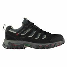 Karrimor Mens Mount Low Walking Shoes Lace Up Treking Hiking Trainers Waterproof