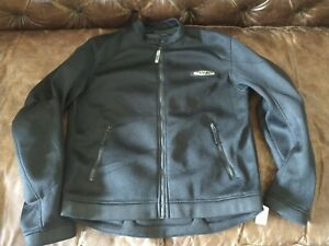 Arlen Ness Berik Design Size Large Motorcycle Jacket With Elbow pads