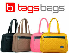 Synthetic Outer Handbags Quilted Shoulder Bags