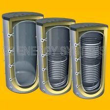 Pufferspeicher 200 bis 2000 Liter ohne oder mit Wärmetauscher Solarspeicher BHKW