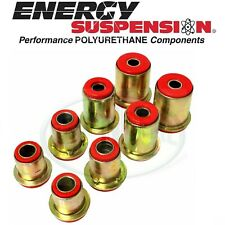 "Energy Suspension 3.3105R Control Arm Bushing Kit Front 1-5/8"" + 1-3/8"" Bushings"