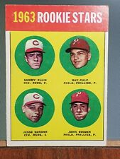1963 Topps Baseball #29 Rookie Parade Good condition Pre-owned