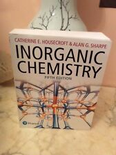 INORGANIC CHEMISTRY * 5Th * by HOUSECROFT - NEW