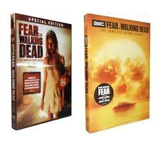 Fear the Walking Dead: The Complete Seasons 1 & 2 (DVD, 7-Disc Set)