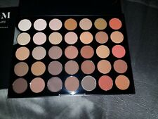 Morphe 35OM NATURE GLOW MATTE EYESHADOW PALETTE AUTHENTIC 35 COLORS