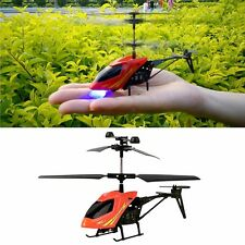 Mini 2CH RC Helicopter Radio Remote Control Electric Micro Aircraft 2 Channels