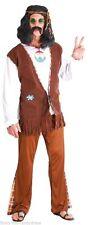 Markenlose Hippie Herren-Kostüme & -Verkleidungen