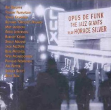 """OPUS DE FUNK"" The Jazz Giants Play Horace Silver (CD 1997) 16-Tracks EXCELLENT"