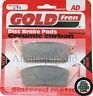 HONDA VT 750 SHADOW (2003-2004) VT750 > FRONT SINTERED BRAKE PADS SET *GOLDFREN*
