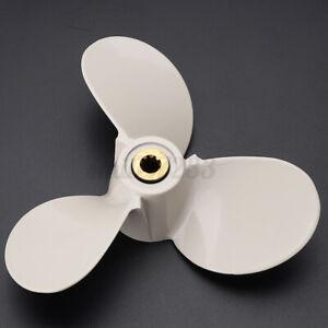 7-1/2 x 8 Aluminium Aussenborder Propeller für Yamaha Außenborder 4-6PS