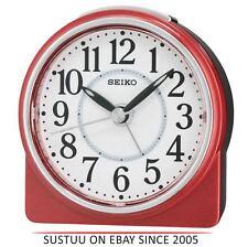 Seiko Beep Sveglia con funzione Snooze plastica Rosso (t4d)