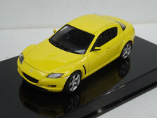 AutoArt: Mazda RX-8 Yellow No: 55921