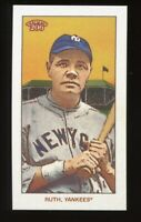 2020 Topps 206 Tobacco Cards Series 1 Piedmont Back Parallels - Pick Your Card