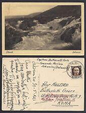 POSTA MILITARE 1943 Cartolina da PM 97 per Roma (FM0)
