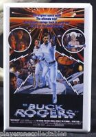 "Buck Rogers Movie Poster - 2"" X 3"" Fridge / Locker Magnet."