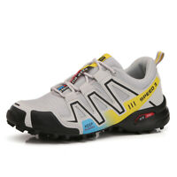 Men Outdoor Hiking Shoes Breathable Climbing Shoes Running Sports Shoes Sneaker