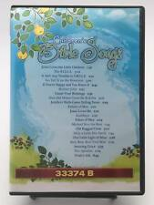 Childre's Bible Songs (DVD) Like New