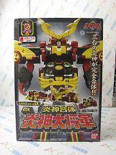 Power Ranger Engine Sentai Go-Onger RPM DX Engine Daishogun Megazord Bandai USED