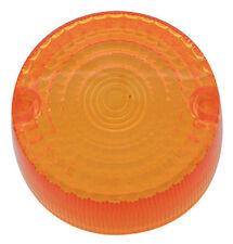 Chris DH5 SAE D 81  Turn Signal Lens Amber(33402 KB4-003) Honda CB450SC,CM250C