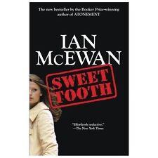 Ian McEwan Sweet Tooth MI5 Espionage Romance Trade Paperback
