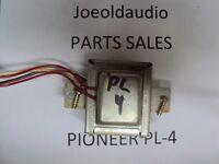 Pioneer PL-4 Original PowerTransformer. Tested Parting Out  Pioneer PL-4