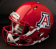 ARIZONA WILDCATS Riddell Revolution SPEED Football Helmet (RED)