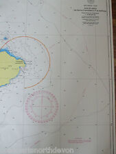 ADMIRALTY CHART MAP USTICA ISLAND DA SECCA COLOMBARA A P TA DELL'ARPA 2009 MAP