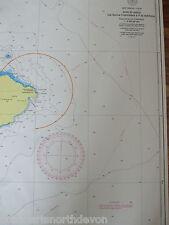 ADMIRALTY CHART MAP USTICA ISLAND DA SECCA COLOMBARA A P TA DELL'ARPA 2009 MAP